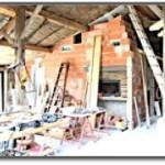 Rénovation d'une Bergerie - Avant