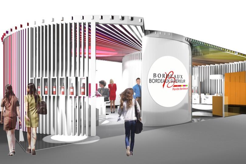 Stand – Syndicat Bordeaux Rosé – Concours
