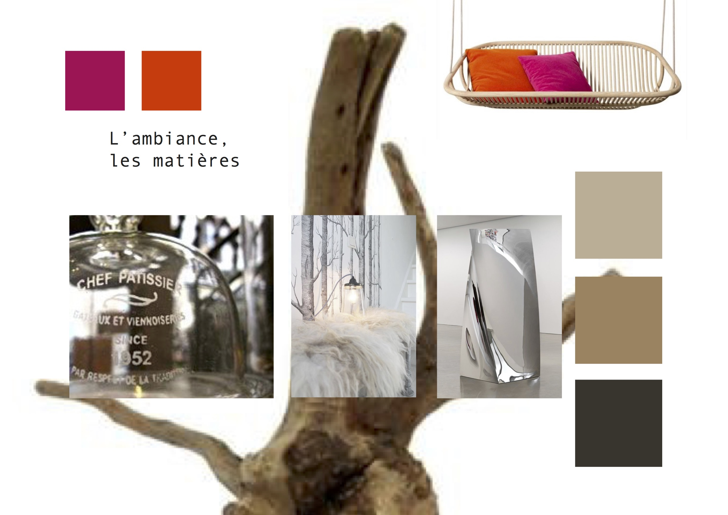 Planches d'ambiance